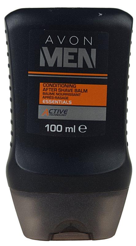 Avon Men Essentials відновлюючий бальзам після гоління