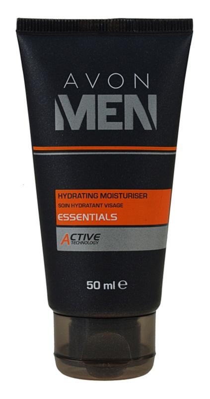 Avon Men Essentials crème hydratante visage