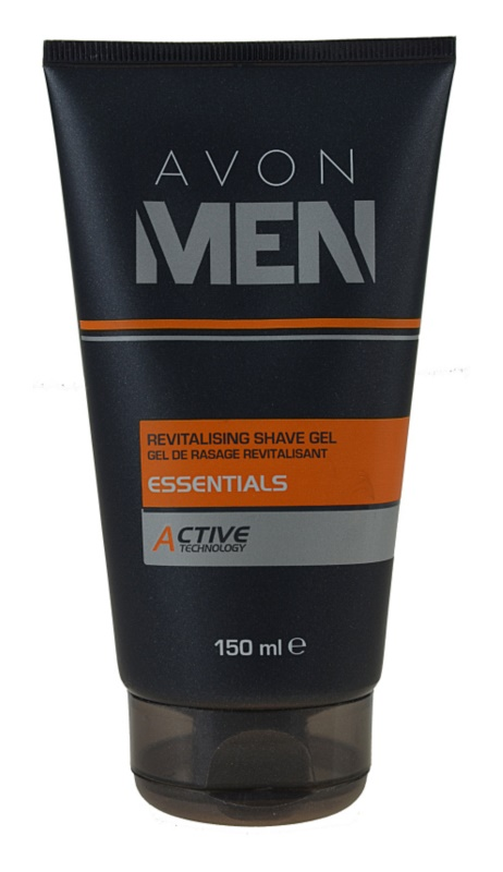 Avon Men Essentials revitalisierendes Rasiergel