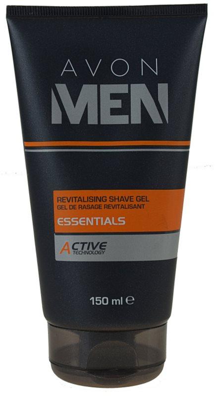 Avon Men Essentials Revitalising Shave Gel