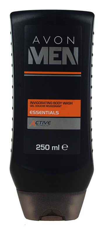 Avon Men Essentials gel de duche refrescante