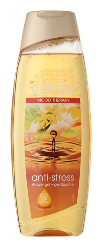 Avon Senses Mood Therapy gel de duche hidratante