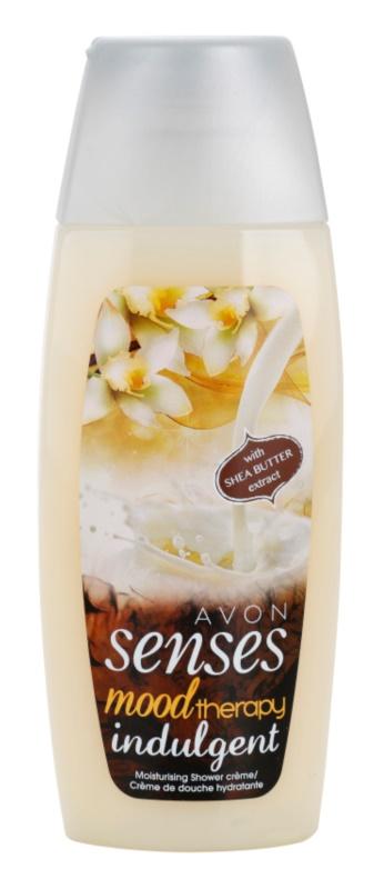 Avon Senses Mood Therapy Indulgent crema de dus hidratanta