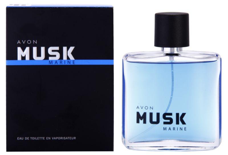 Avon Musk Marine Eau de Toilette for Men 75 ml