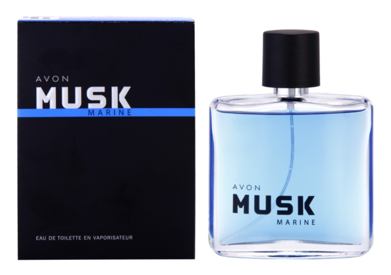 Avon Musk Marine woda toaletowa dla mężczyzn 75 ml