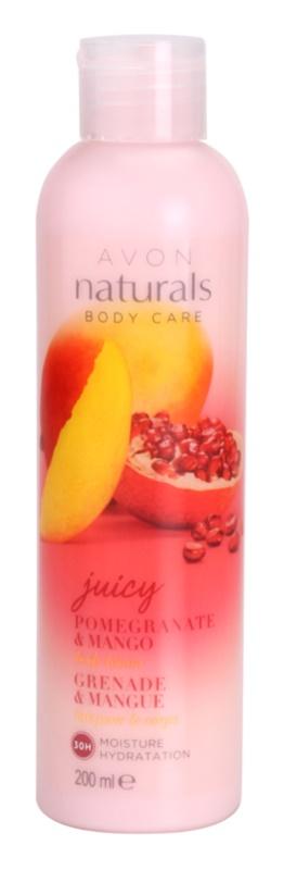 Avon Naturals Body Lichte Body Milk