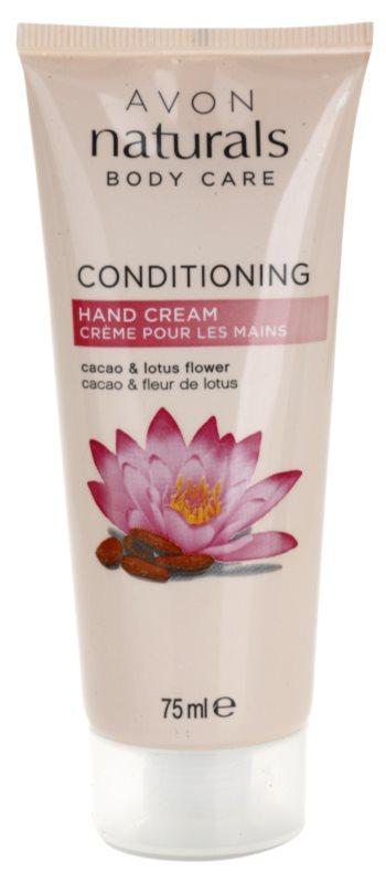 Avon Naturals Body creme nutritivo para mãos