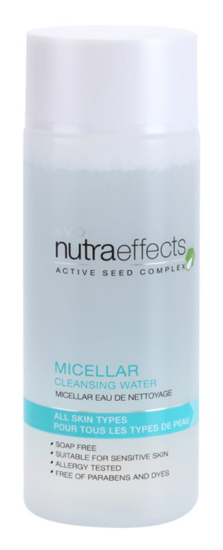 Avon Nutra Effects Micellar lotion purifiante visage