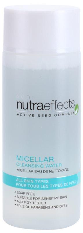 Avon Nutra Effects Micellar reinigendes Gesichtswasser