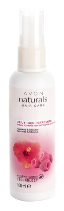 Avon Naturals Hair Care spray pour cheveux gras, fins et poreux