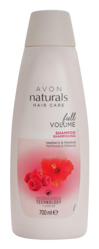 Avon Naturals Hair Care Shampoo für sanfte und müde Haare
