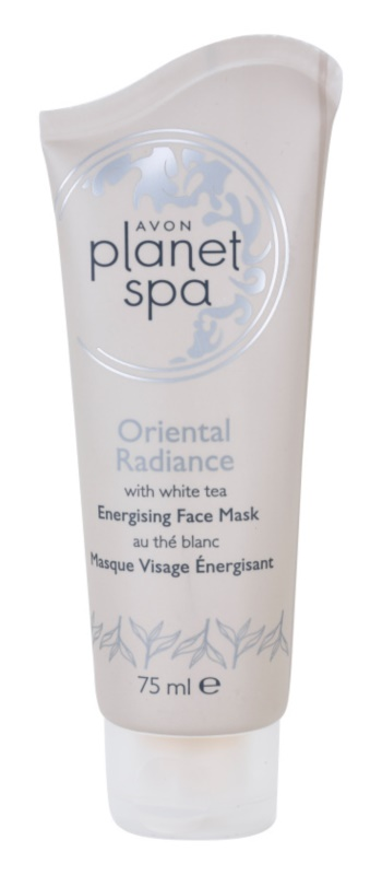 Avon Planet Spa Oriental Radiance masque peel-off énergisant visage au thé blanc
