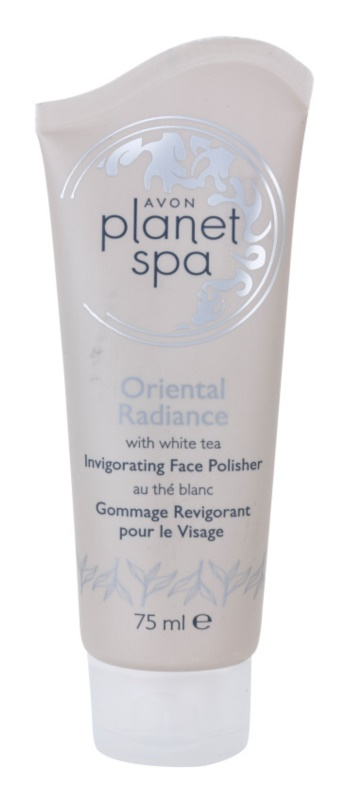 Avon Planet Spa Oriental Radiance Refreshing Skin Peeling With White Tea
