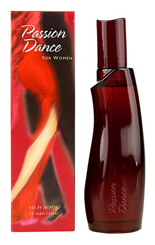 Avon Passion Dance Eau de Toilette voor Vrouwen  50 ml