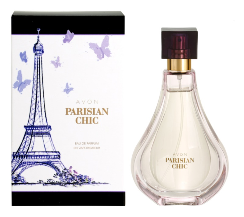 Avon Parisian Chic Eau De Parfum For Women 50 Ml Notinose