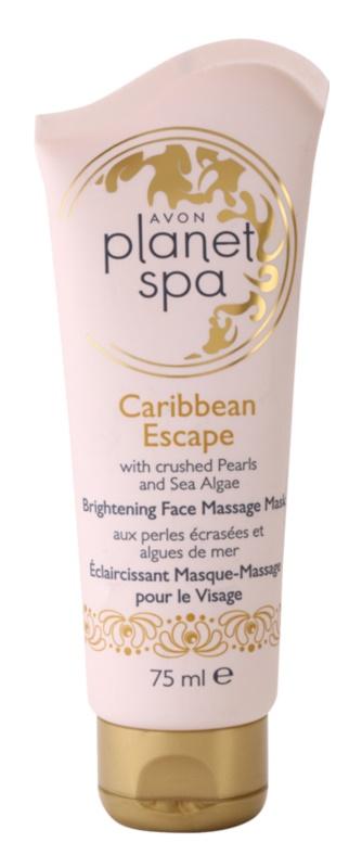 Avon Planet Spa Caribbean Escape Crema de fata cu extract de perle si alge marine