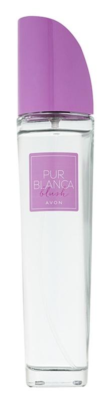 Avon Pur Blanca Blush woda toaletowa dla kobiet 50 ml