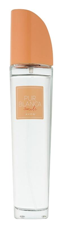 Avon Pur Blanca Smile toaletná voda pre ženy 50 ml