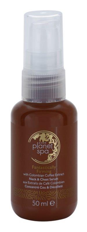 Avon Planet Spa Fantastically Firming feszesítő szérum nyakra és a dekoltázsra