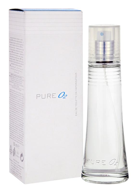 Avon Pure O2 Eau de Toilette Damen 50 ml