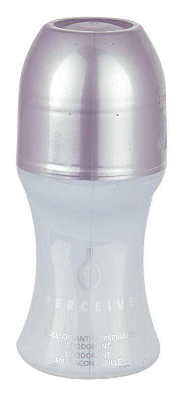 Avon Perceive deodorant roll-on pro ženy 50 ml