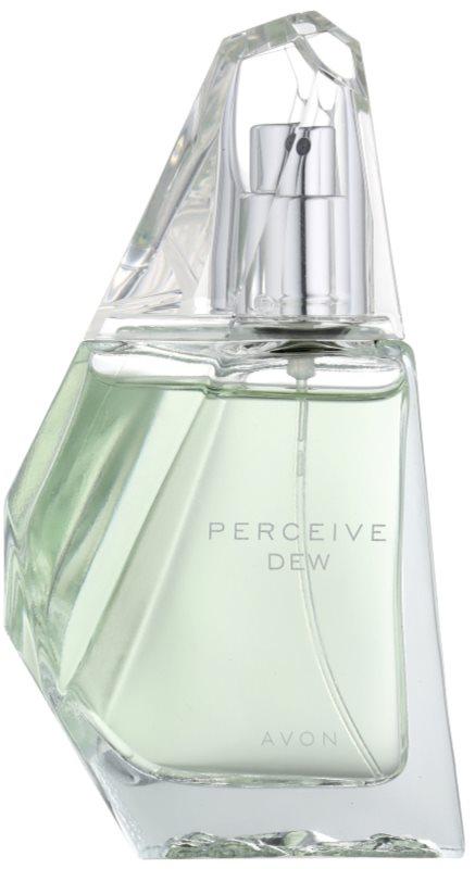 Avon Perceive Dew Eau de Toilette für Damen 50 ml