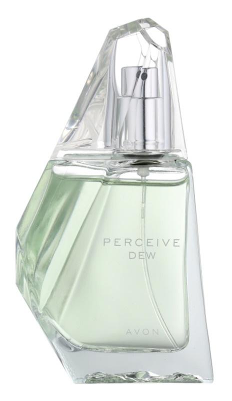 Avon Perceive Dew toaletní voda pro ženy 50 ml