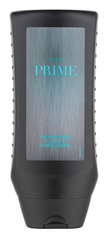 Avon Prime gel za prhanje za moške 250 ml