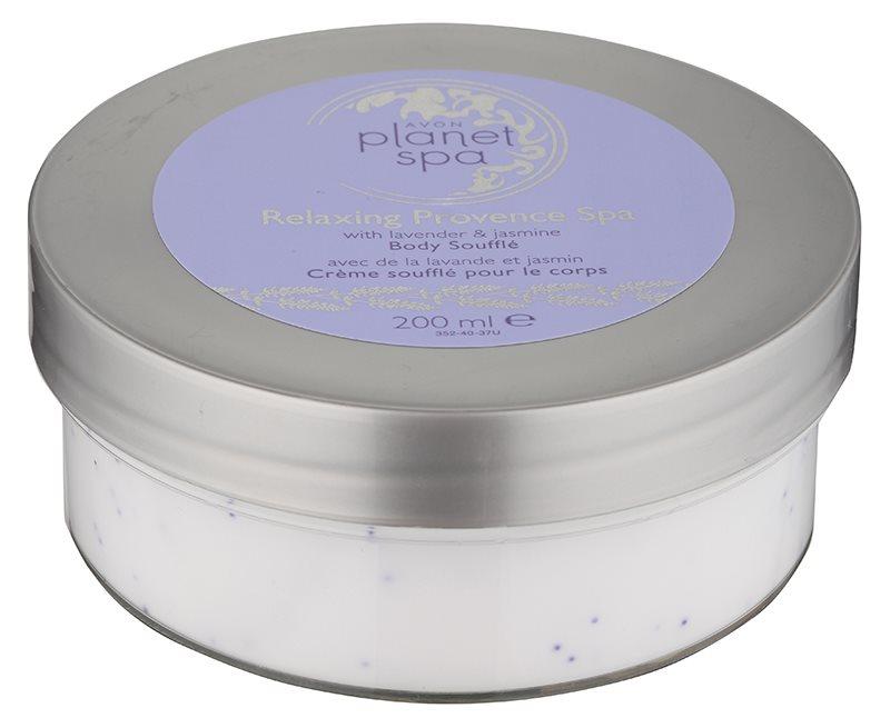 Avon Planet Spa Provence Lavender crème hydratante corps à la lavande