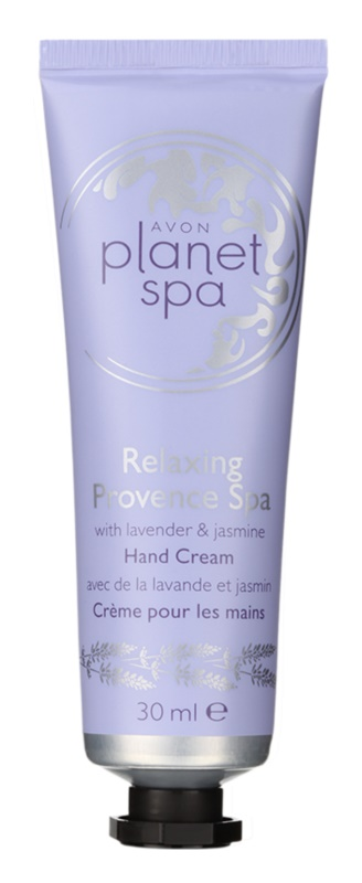 Avon Planet Spa Provence Lavender hydratační krém na ruce s levandulí