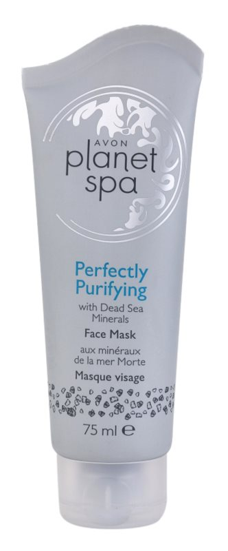 Avon Planet Spa Perfectly Purifying Cleansing Mask With Minerals From The Dead Sea
