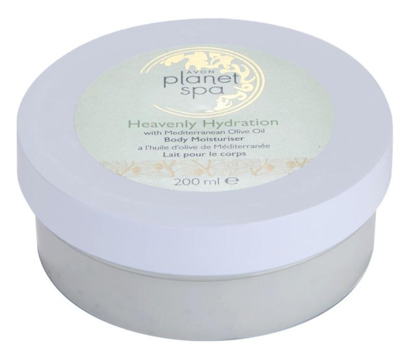 Avon Planet Spa Heavenly Hydration hydratačný telový krém