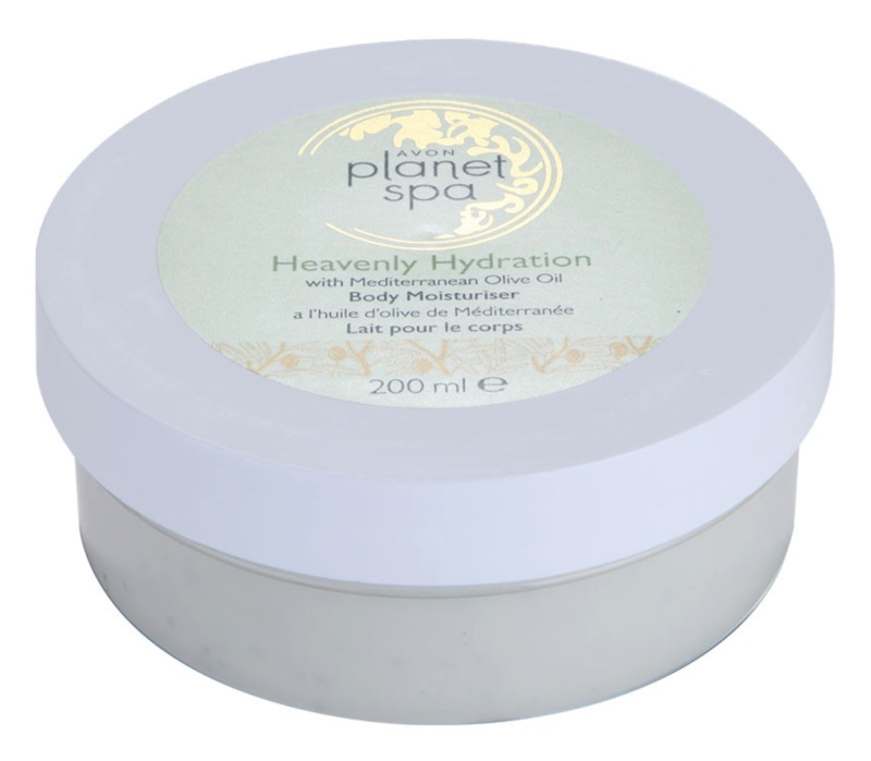 Avon Planet Spa Heavenly Hydration nawilżający krem do ciała