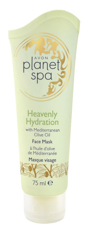 Avon Planet Spa Heavenly Hydration maschera idratante e nutriente