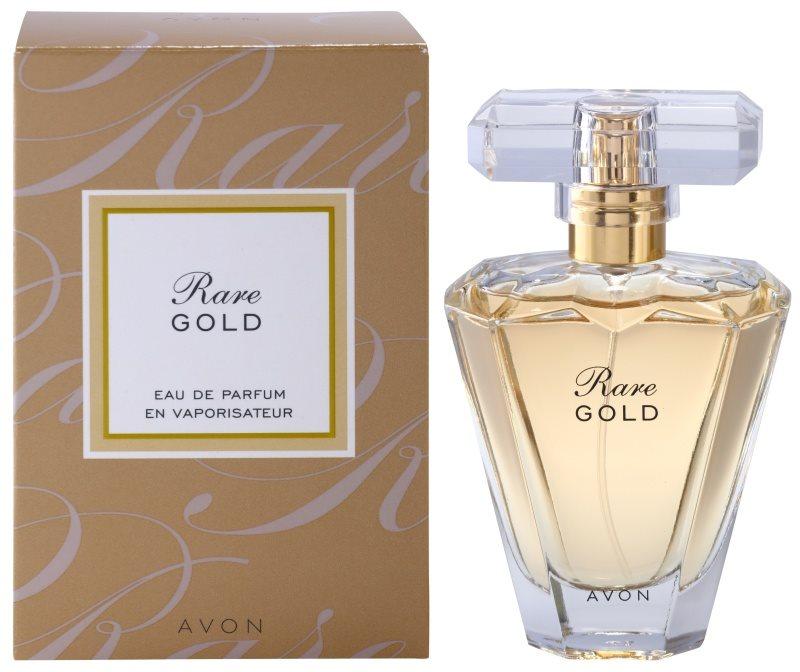 Avon Rare Gold eau de parfum nőknek 50 ml