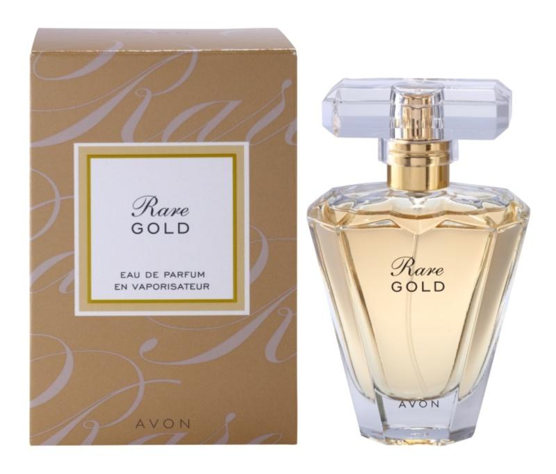 Avon Rare Gold eau de parfum pentru femei 50 ml