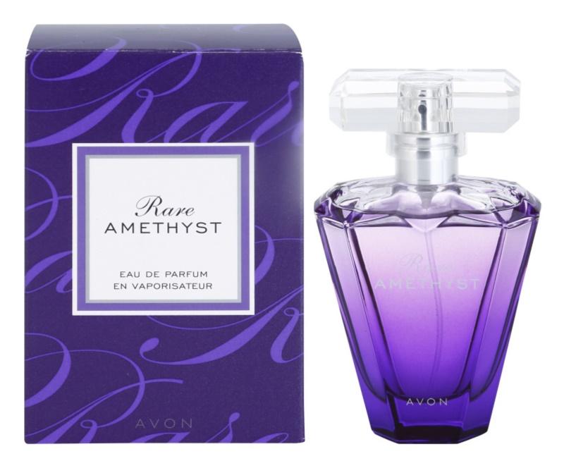 Avon Rare Amethyst eau de parfum para mujer 50 ml
