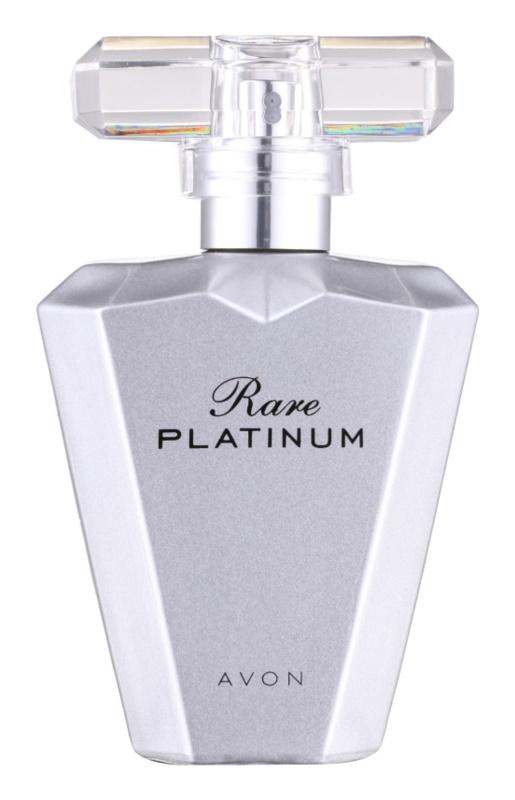 Avon Rare Platinum Parfumovaná voda pre ženy 50 ml