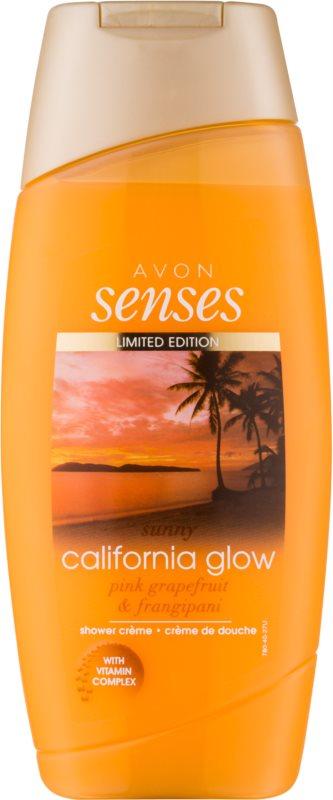 Avon Senses California Glow crème de douche