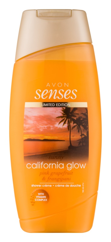 Avon Senses California Glow Douchecrème