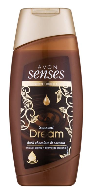 Avon Senses Sensual Dream hydratačný sprchový krém