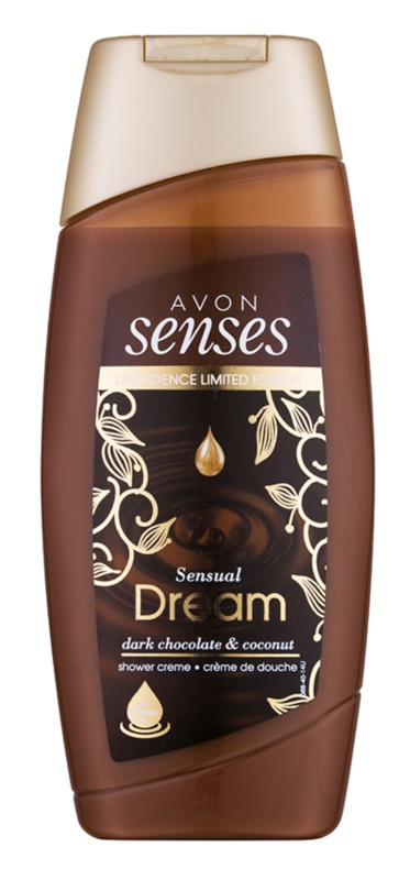 Avon Senses Sensual Dream nawilżający krem pod prysznic