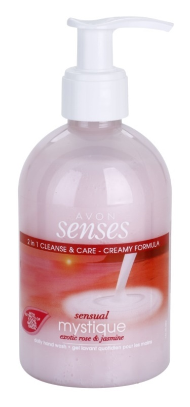 Avon Senses Sensual Mystique Liquid Soap For Hands