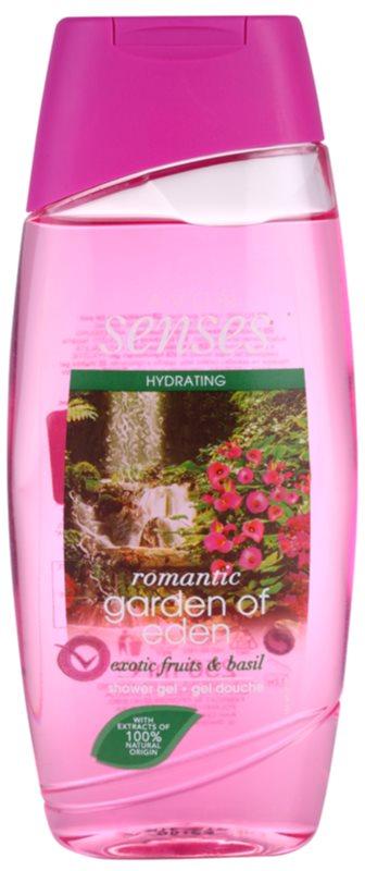 Avon Senses Romantic Garden Of Eden feuchtigkeitsspendendes Duschgel