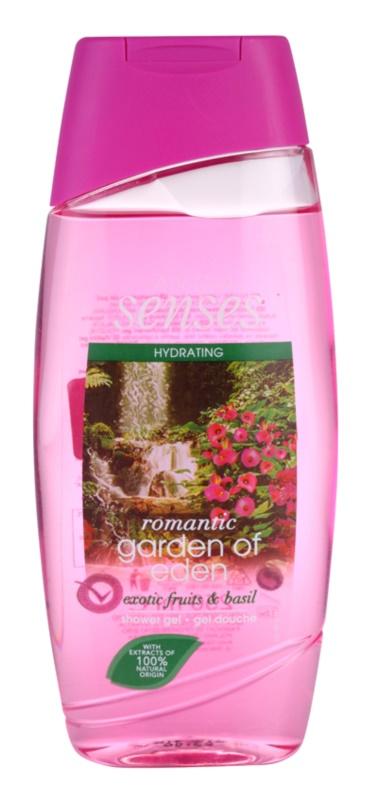 Avon Senses Romantic Garden Of Eden hidratáló tusoló gél