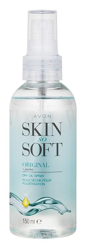Avon Skin So Soft jojobový olej ve spreji