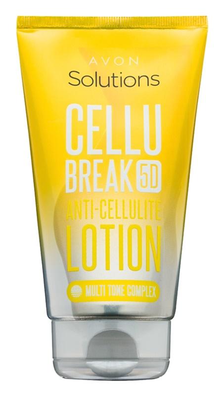 Avon Solutions Cellu Break tělové mléko proti celulitidě