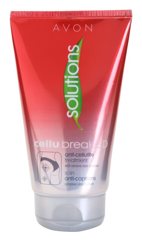 Avon Solutions Cellu Break XXX anticelulite