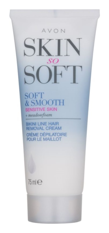 Avon Skin So Soft Smooth crema depilatoare