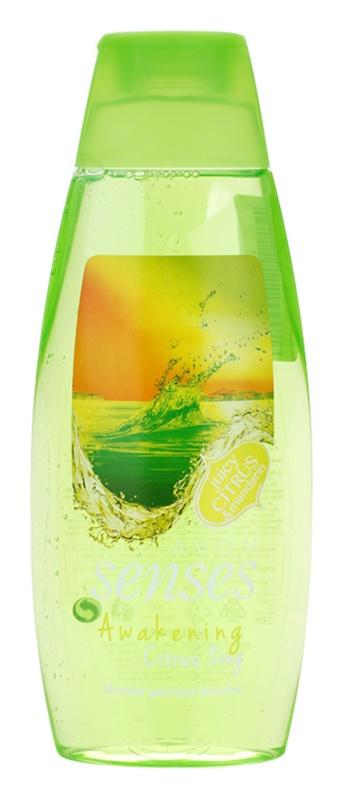 Avon Senses Awakening Citrus Zing Shower Gel